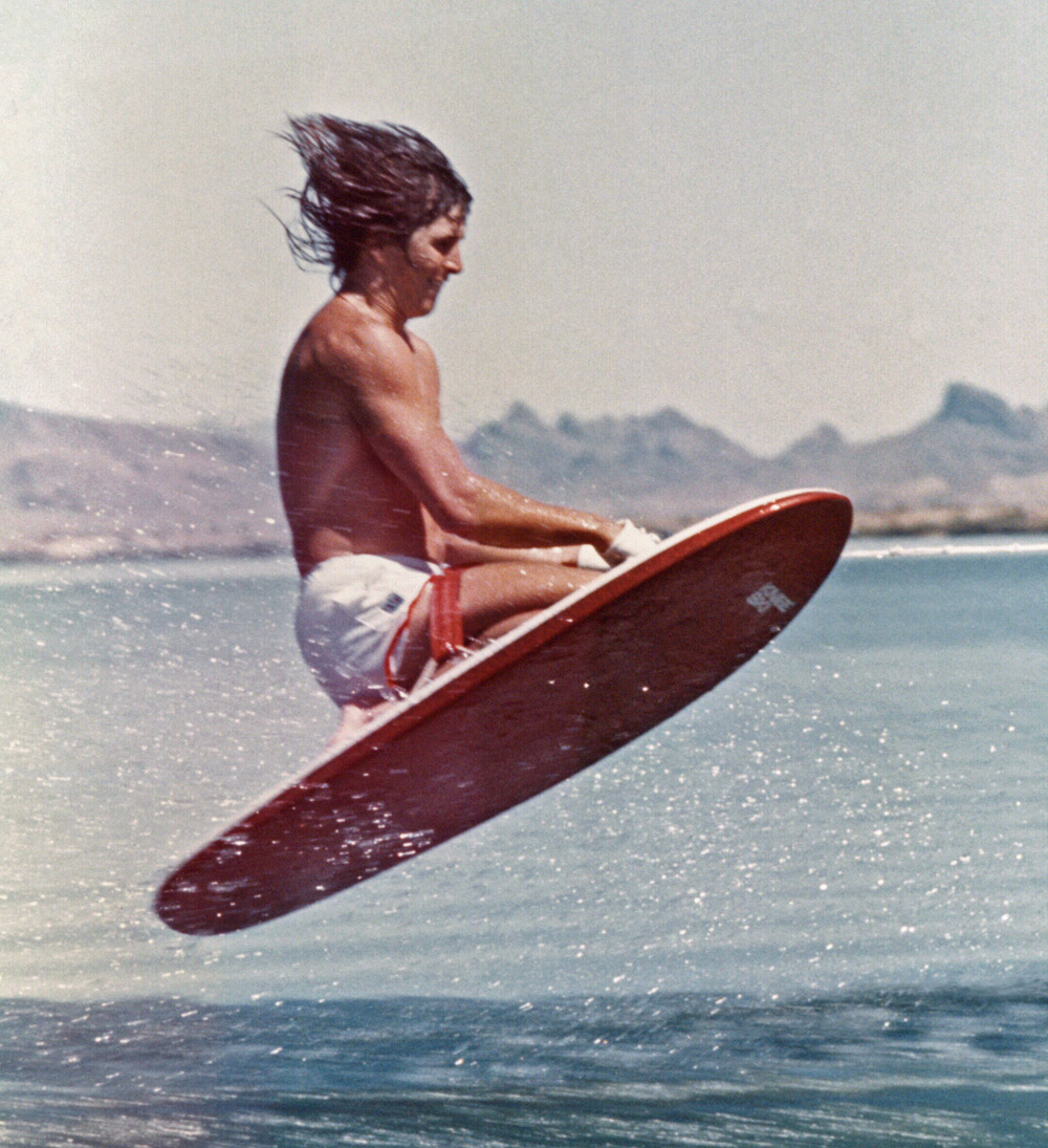 adventures-water-skiing-hydrofoiling-1973-mike-murphy-first-kneeboard-knee-ski