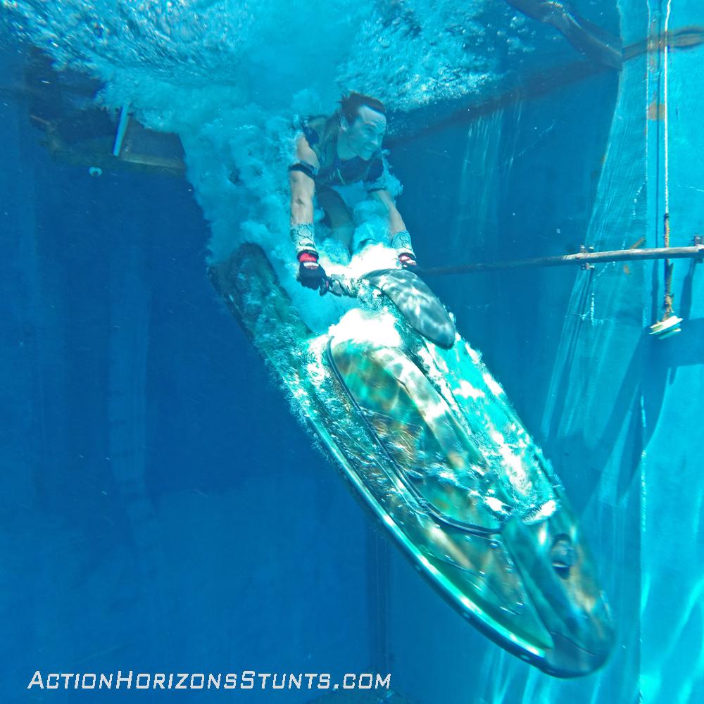 14 Jet Ski Sub Launch