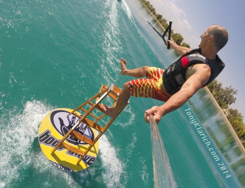 Every Water Skiing Ride: RULES