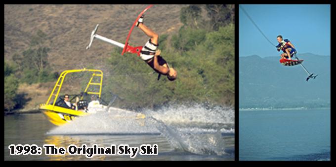 original Sky Ski 1998
