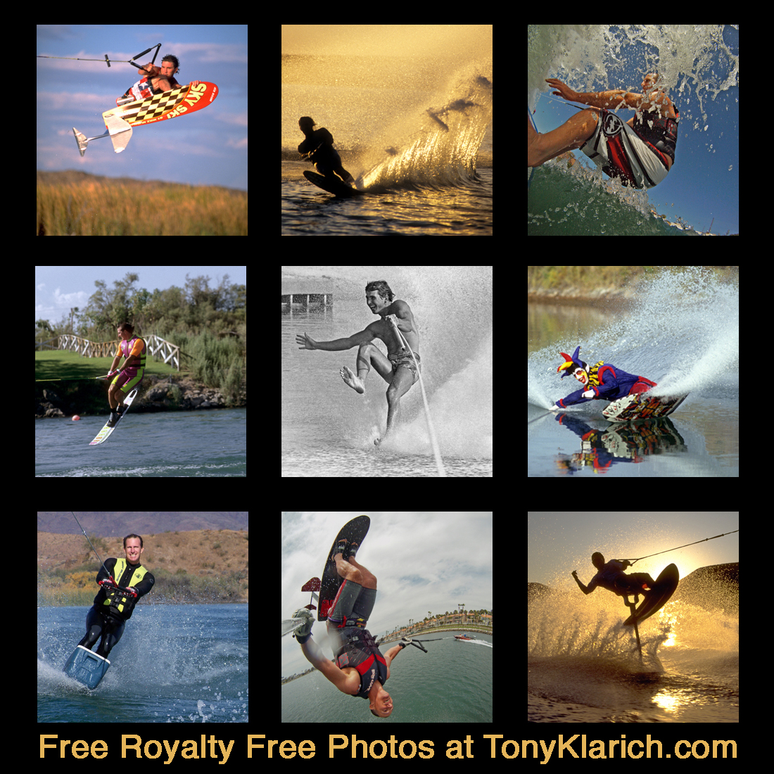 140721 Free Royalty Free Photos Water Skiing Klarich