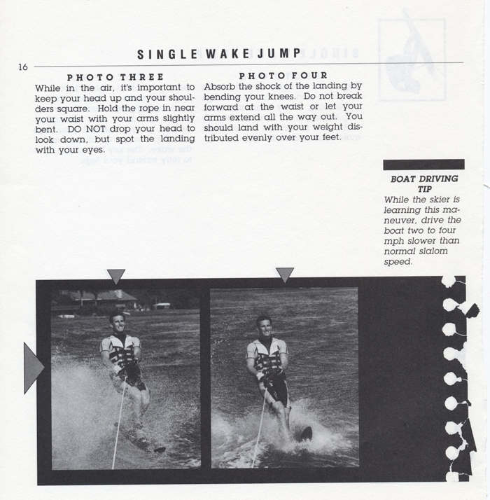 016 Hot Dog Slalom Skiing Book Klarich How To Dock Single Wake Jump 700x