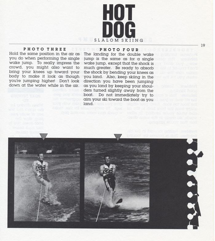 019 Hot Dog Slalom Skiing Book Klarich How To Double Wake Jump 700x