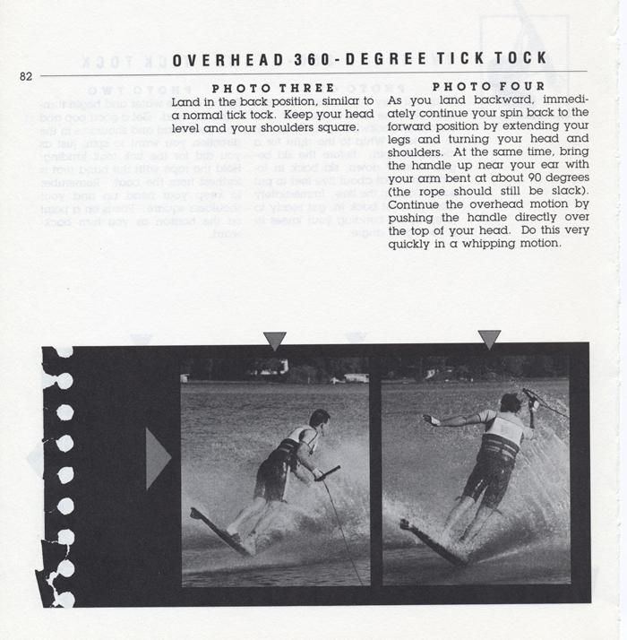 082 Hot Dog Slalom Skiing Book Klarich How To Overhead 360 Tick Tock 700x