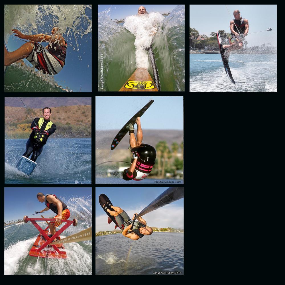 Top 10 Water Ski Rides