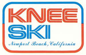 030 KneeSki Logo