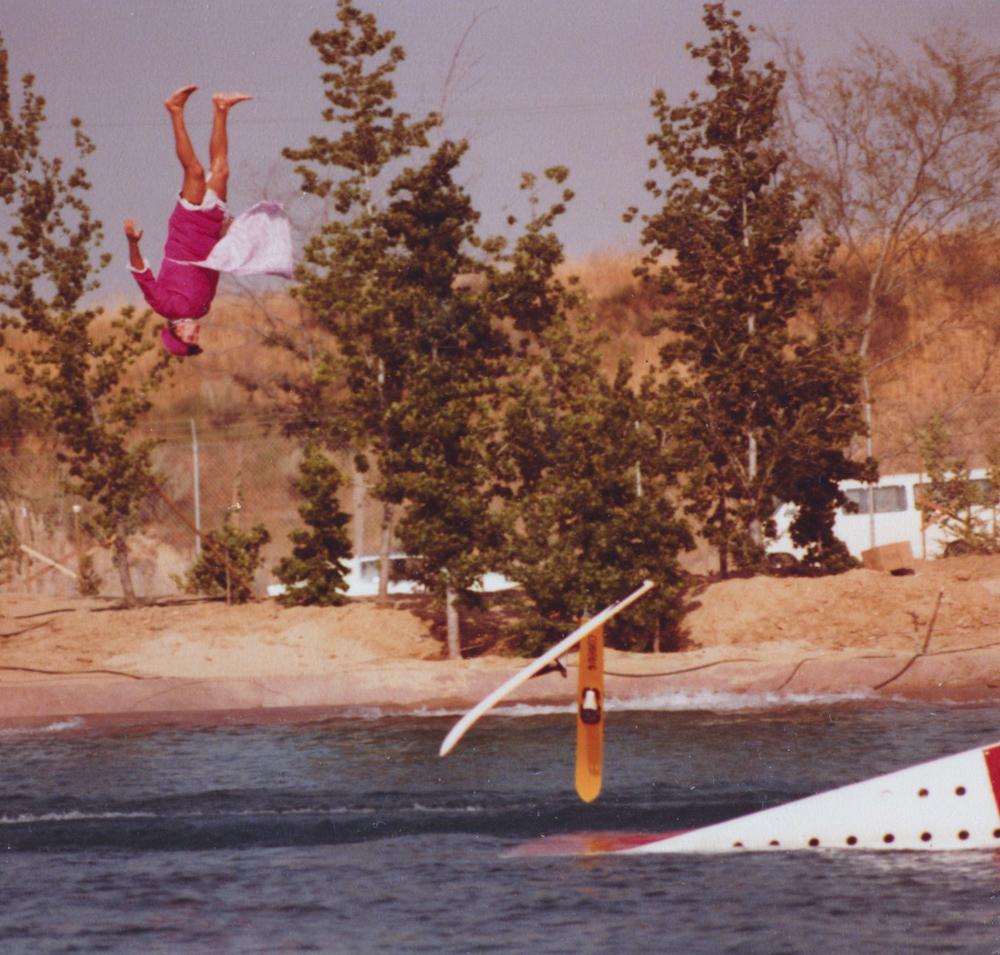 170925 Water Ski Ramp Jumping CTE Encephalopathy