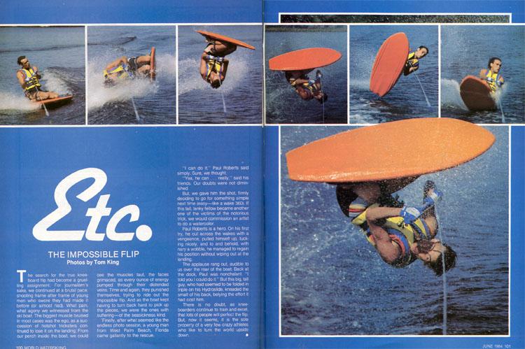 280 AWSKB84 Paul Roberts Flip