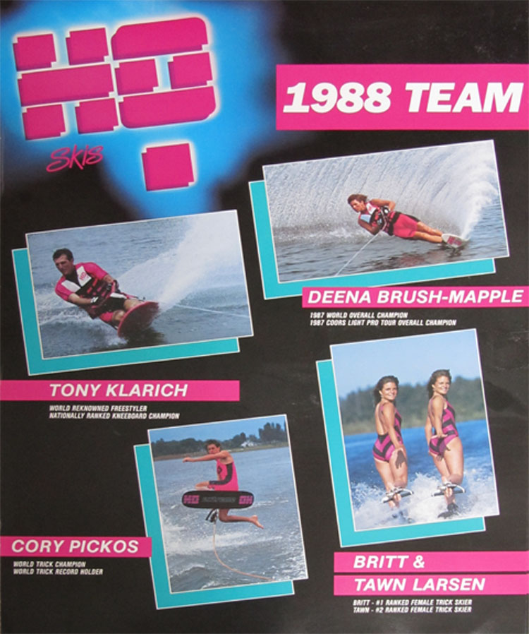 470 AWSKB88 HO team poster
