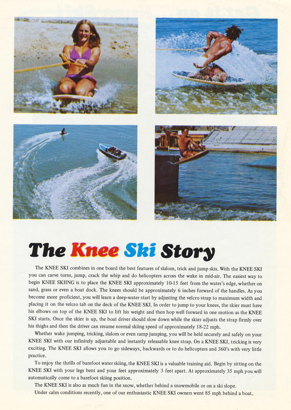 AWSKB73 Knee Ski Promo 3