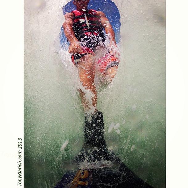 Klarich Slalom Sinking