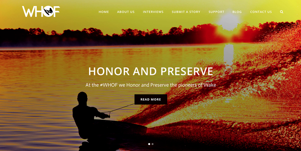 Darin Shapiro, Wakeboarding Hall of Fame Home Page WHOF