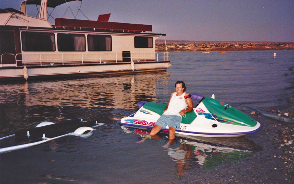 adventures-water-skiing-hydrofoiling-1991-first-air-chair-video-klarich-houseboat