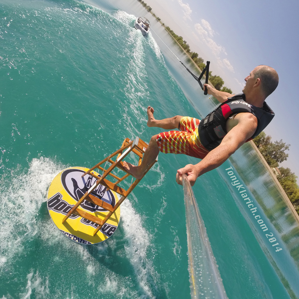 2014-disc-ladder-klarich-wacky-water-skiing-stunt