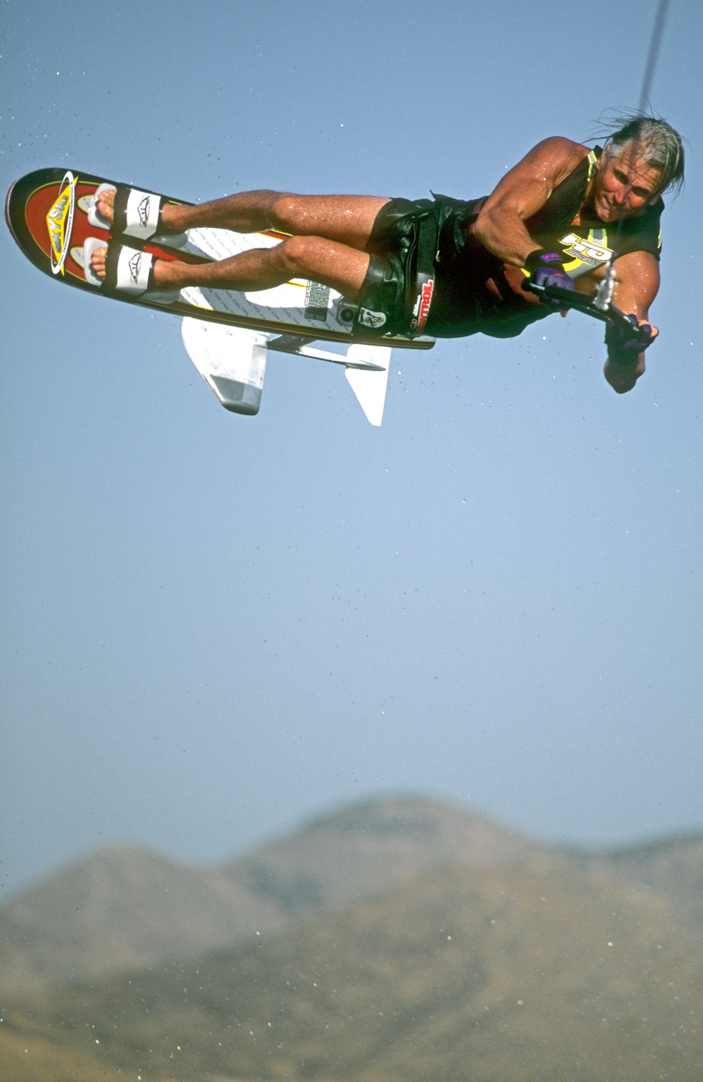 adventures-water-skiing-hydrofoiling-2000-mike-murphy-sky-ski-back-roll-elsinore