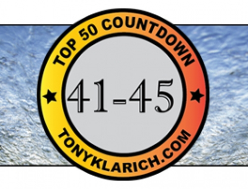 Tony Klarich's All-Time Top 50 Photos: 41-45