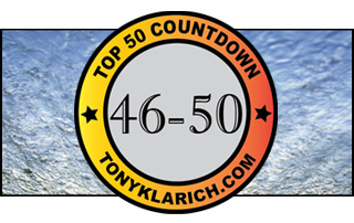 all-time top 50 water skiing photos from Tony Klarich