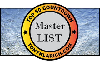 All time best water ski photos from Tony Klarich professional water skier
