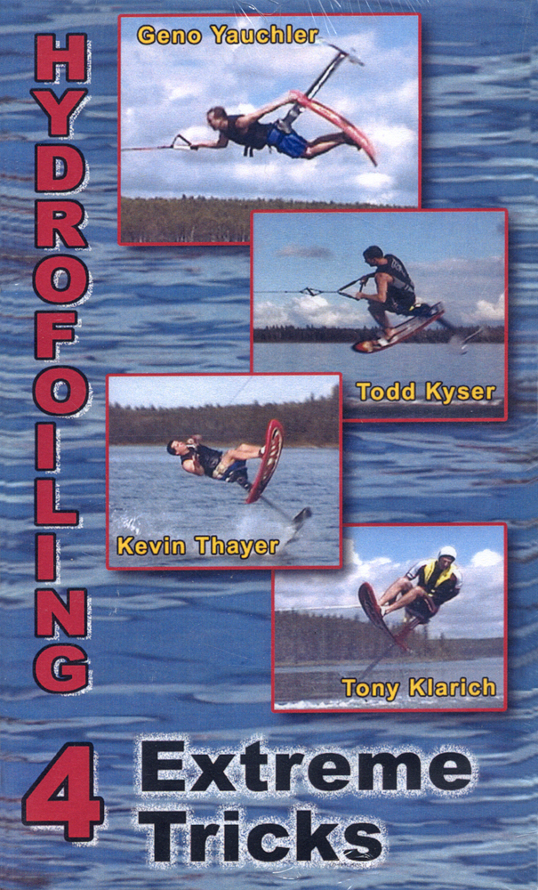 how to hydrofoil video cover tony klarich