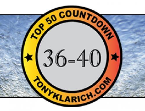 Tony Klarich's All-Time Top 50 Photos: 36-40