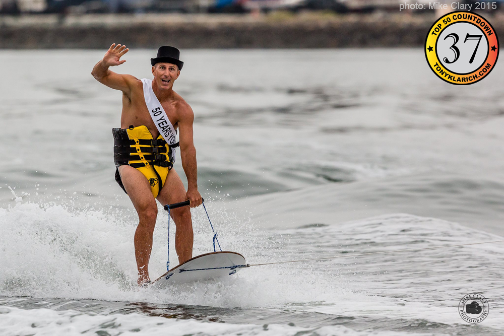 big baby new year water skiing all time best photos tony klarich