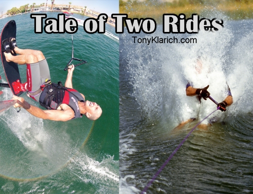 Tale of Two Rides