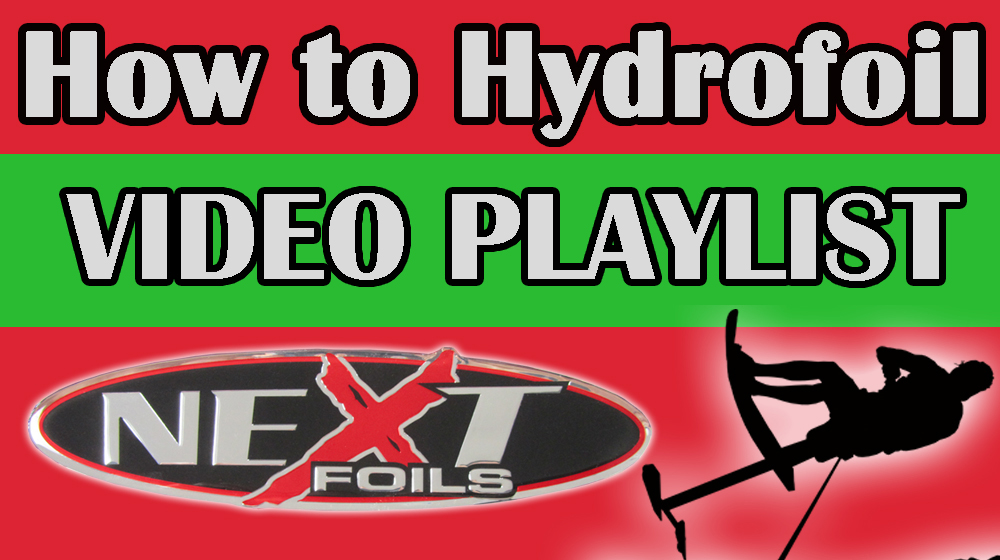 How to Ride a Sit Down Hydrofoil Video Playlist with the inventor Mike Murphy