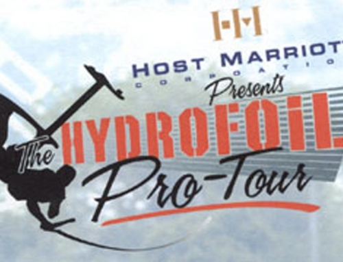 Adventures in Water Skiing, Hydrofoiling. Beyond 2000