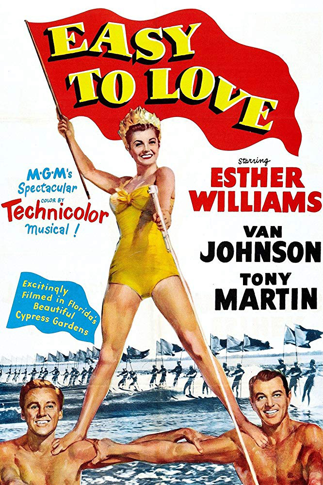 Easy to Love MGM movie Esther Williams