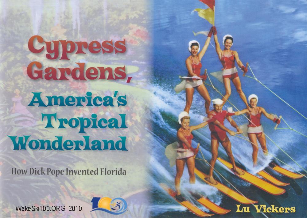 Book Cypress Gardens America's Tropical Wonderland Lu Vikers